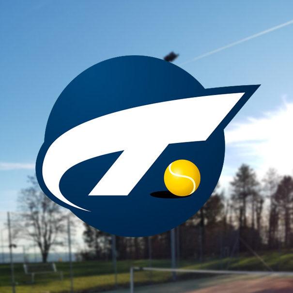 Tennis-Club Chamblon - Logo avec fond