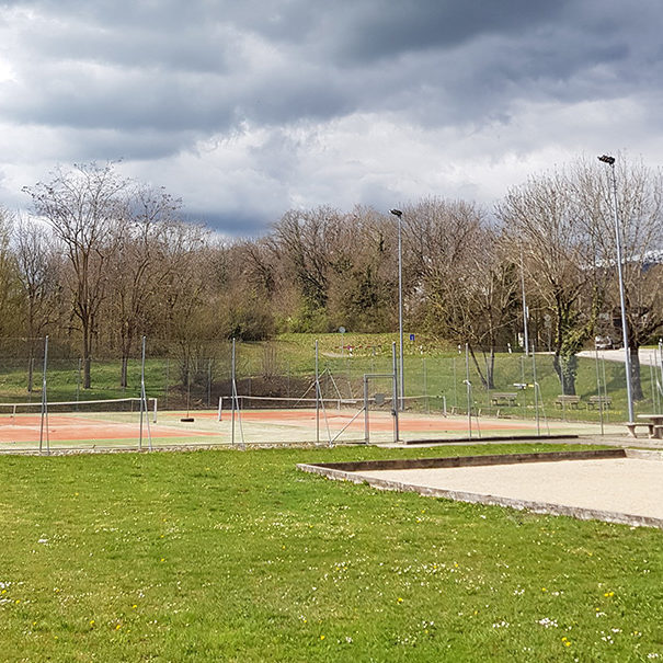 Tennis-Club Chamblon - Courts de tennis