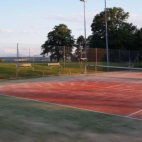 Tennis-Club Chamblon - Terrains