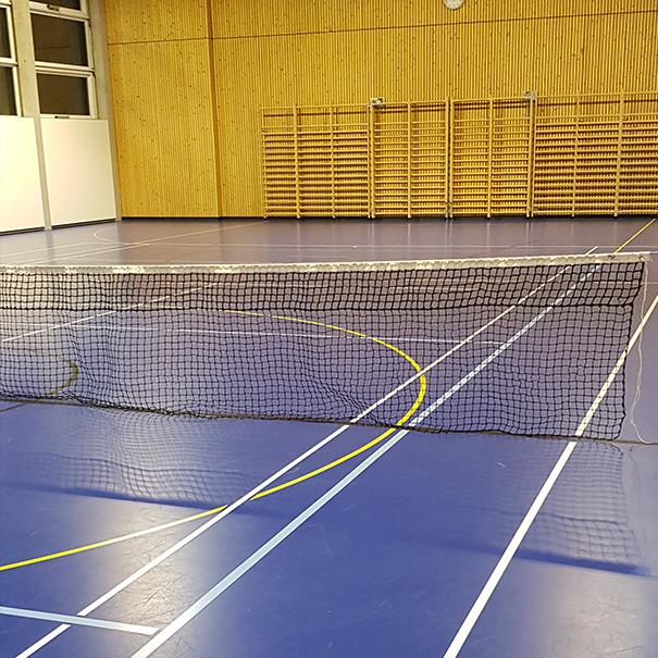 Tennis-Club Chamblon - Salle intérieure