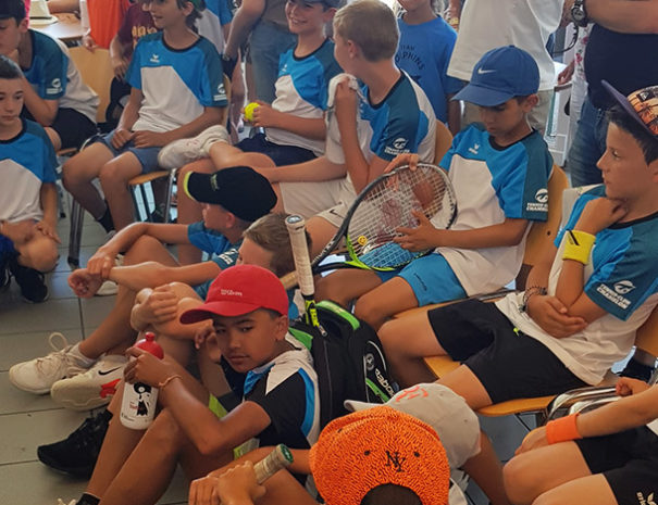 Tennis-Club Chamblon - Junior Interclub